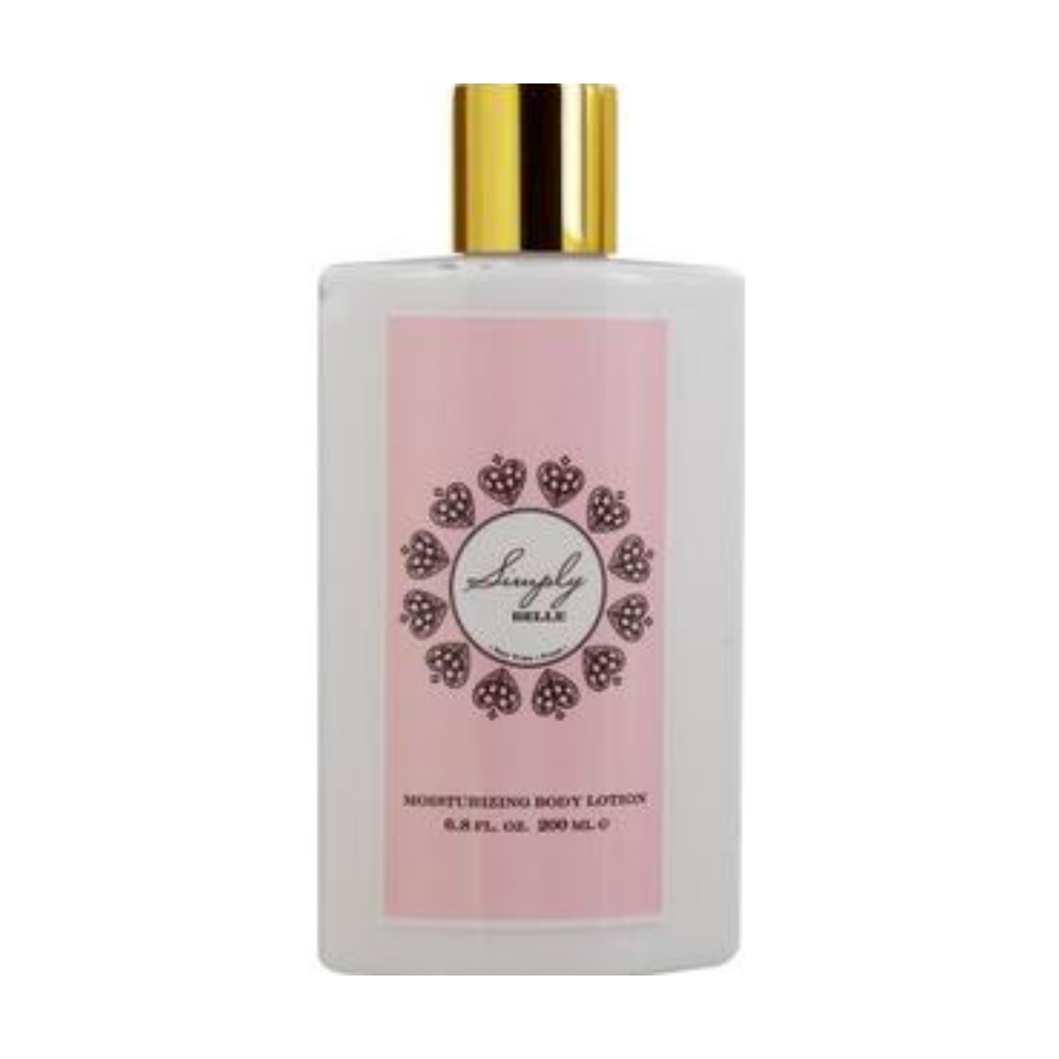 SIMPLY BELLE BODY LOTION 200ML