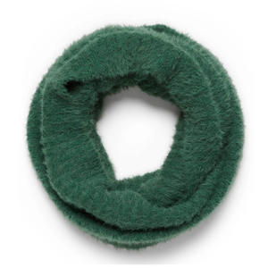 ELWOOD LONG SCARF - BASIL GREEN