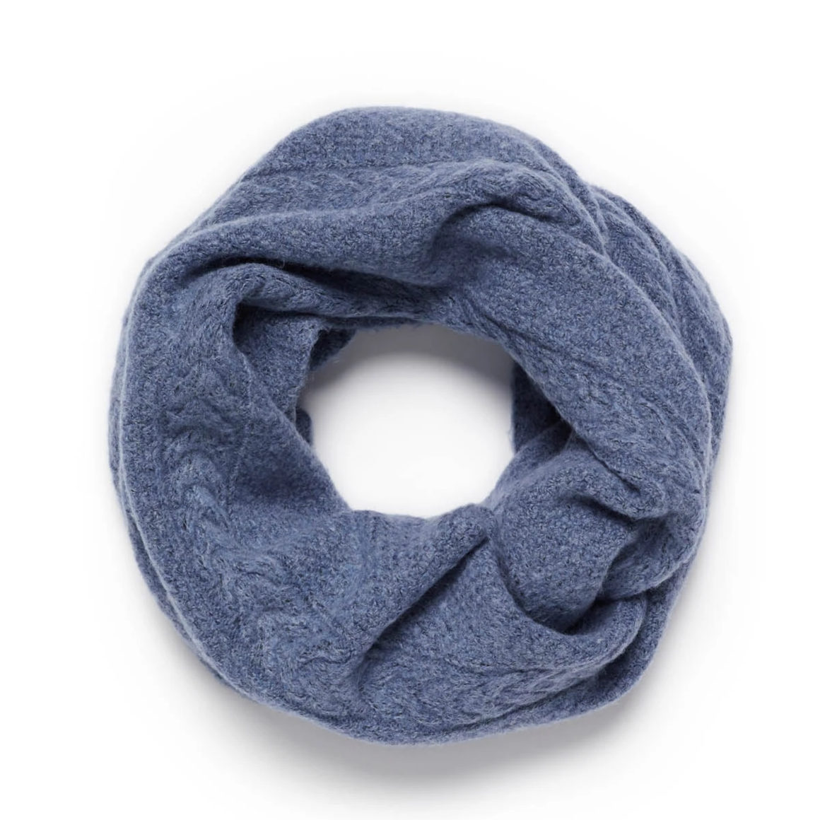 FLINDERS LOOP SCARF - DENIM