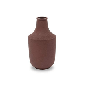TANAH VASE GRAPE - POWDER COATED ALUMINIUM