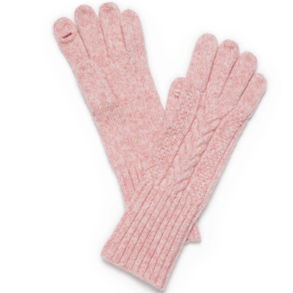 FLINDERS TOUCH GLOVES - ROSE