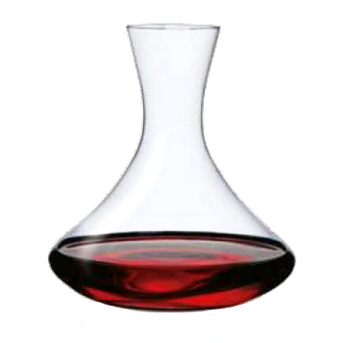 DECANTER WINE LEAD FREE CRYSTAL 1500ML / BOHEMIA CRYSTAL
