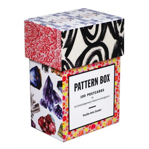 THE PATTERN BOX / 100 POSTCARDS FROM TEN INTERNATIONAL DESIGNERS