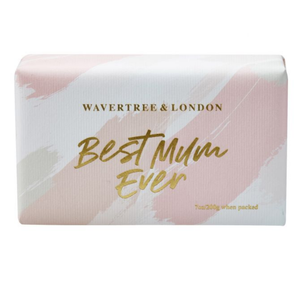 WAVERTREE & LONDON TRIPLE MILLED SOAP - BEST MUM EVER