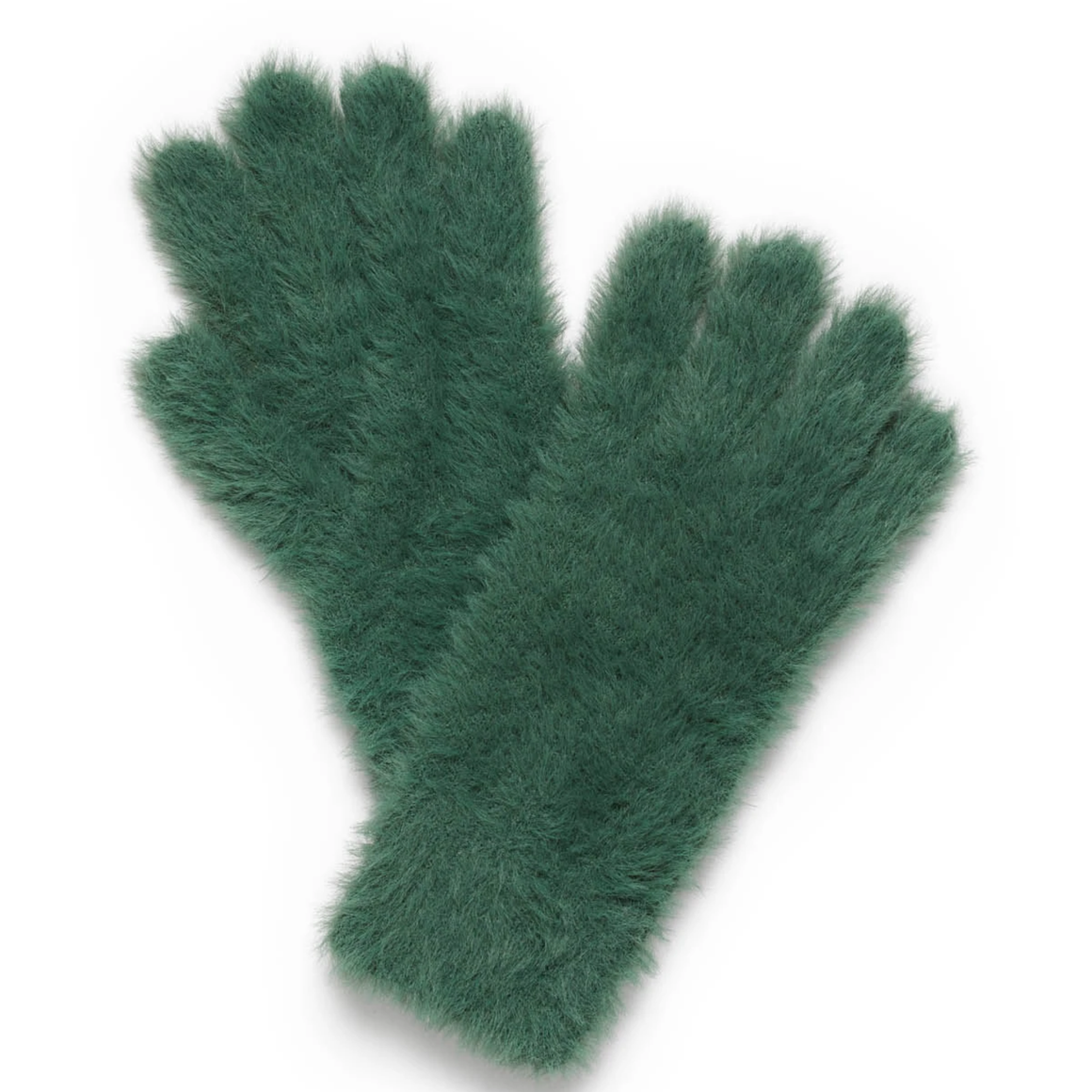ELWOOD GLOVES - BASIL GREEN