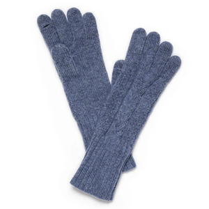 FLINDERS TOUCH GLOVES - DENIM