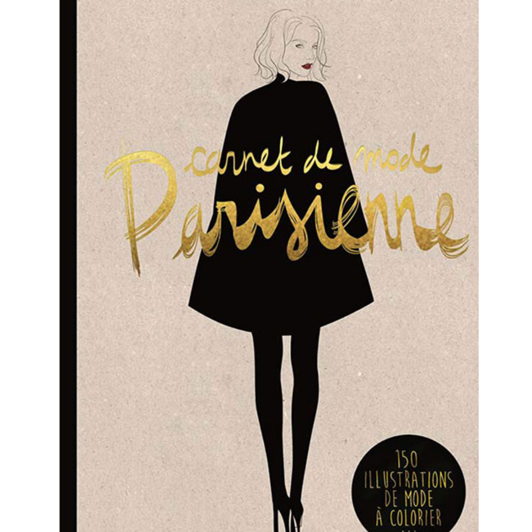 MODE PARISIENNE: A FASHION COLOURING BOOK