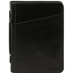 'Costanzo' Leather Document Holder