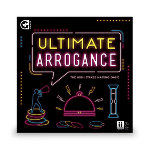 ULTIMATE ARROGANCE BOARD GAME - Bowerbird on Argyle