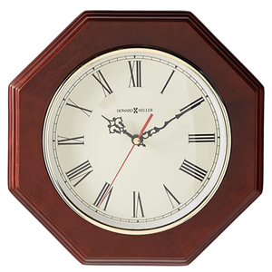 RIDGEWOOD WALL CLOCK BY HOWARD MILLER