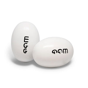 EGG-SHAPED MARACAS X DAVID SHRIGLEY