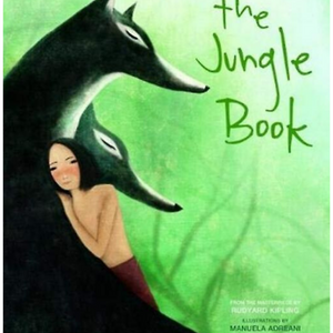 JUNGLE BOOK (NEW EDITION): ILLUSTRATED BY MANUELA ADREANI