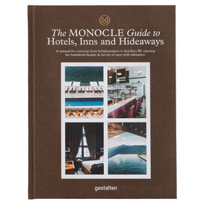 MONOCLE GUIDE TO HOTELS, INNS AND HIDEWAYS