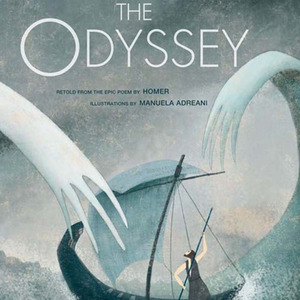 ODYSSEY: ILLUSTRATED BY MANUELA ADREANI