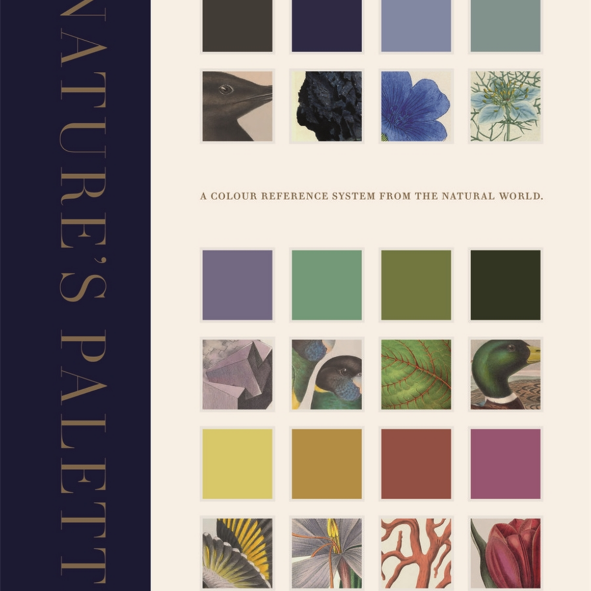 NATURE'S PALETTE - A COLOUR REFERENCE SYSTEM FROM THE NATURAL WORLD