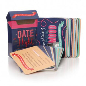 CARD VOUCHERS: DATE NIGHT: TREAT YOUR PARTNER TO 60 DREAM DATES