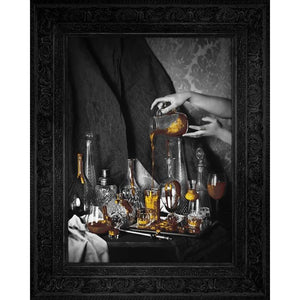 'STILL LIFE' – GOLD EDITION CANVAS / MADE IN THE UK