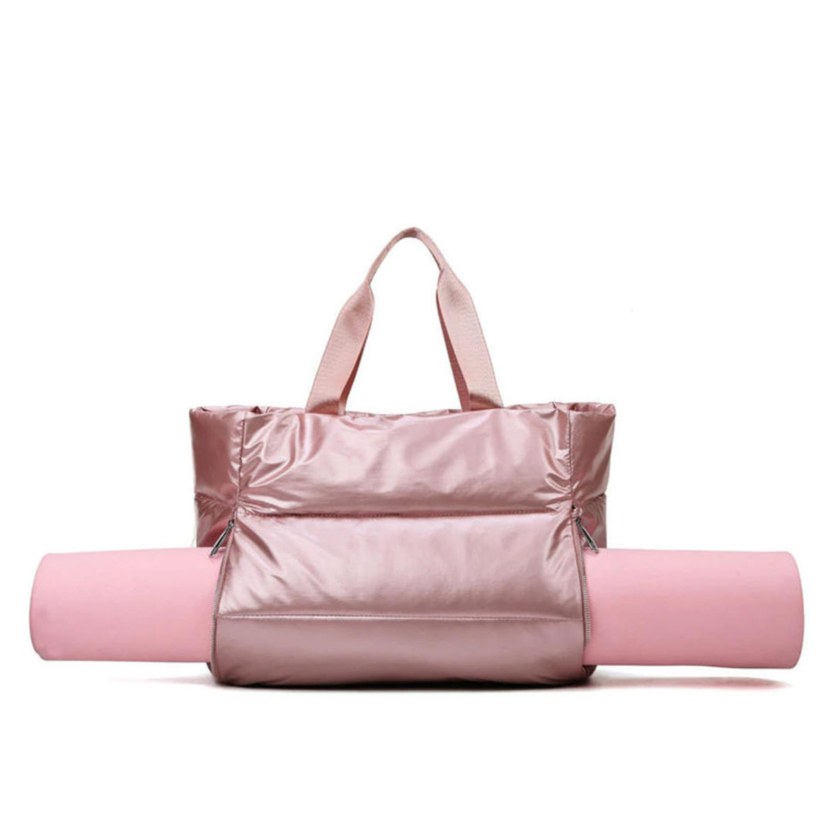 PINK HANDBAG / GYM BAG / FIT EVERYTHING TOTE
