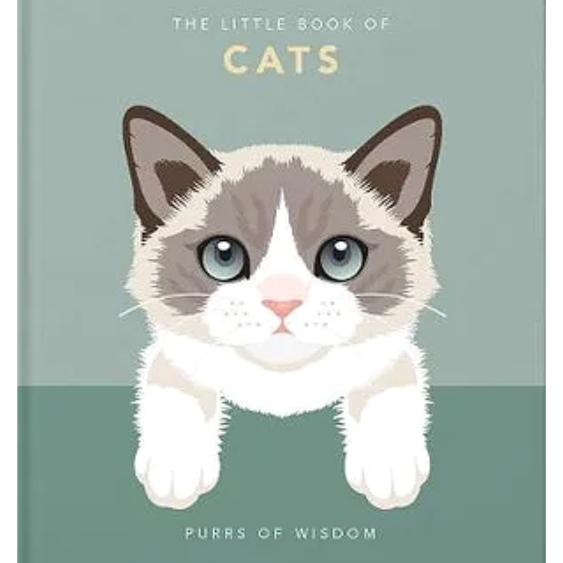 LITTLE BOOK OF CATS - PURRS OF WISDOM
