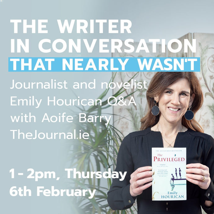 The Writer In Conversation That Nearly Wasn't: Emily Hourican
