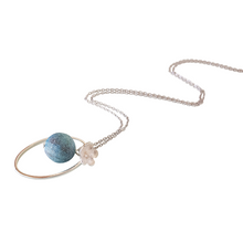 Load image into Gallery viewer, Geode Necklace