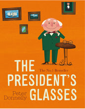 Load image into Gallery viewer, The President's Glasses (Paperback)