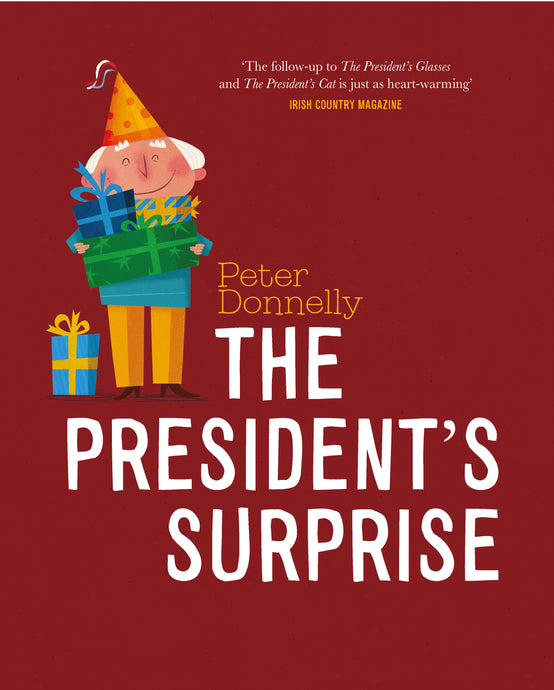 The President's Surprise (Paperback)