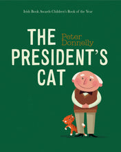 Load image into Gallery viewer, The President's Cat (Paperbook)