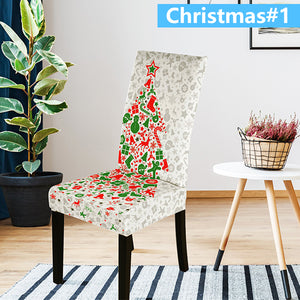 (2020 CHRISTMAS THEME STRUCK)60% OFF-All NEW CHAIR COVER
