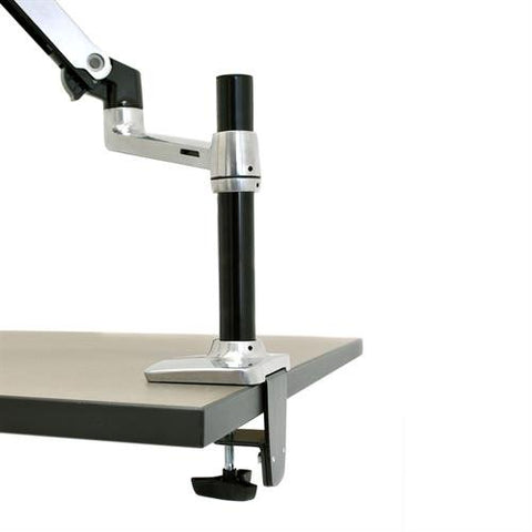ERGOTRON 45-295-026 LX MONITOR ARM TALL POLL - Standing Desk Center