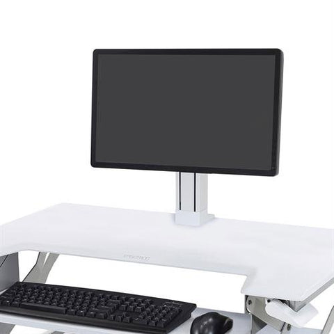 Ergotron 97-935-062 WorkFit Single LD Monitor Kit - Standing Desk Center