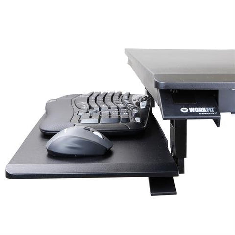 Ergotron 98-342-921 Deep Keyboard Tray for WorkFit-TX - Standing Desk Center
