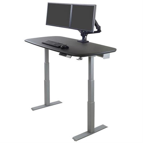 "Ergotron 98-353-921 WorkFit® Electric Sit-Stand Desk 46"" Surface - Standing Desk Center"