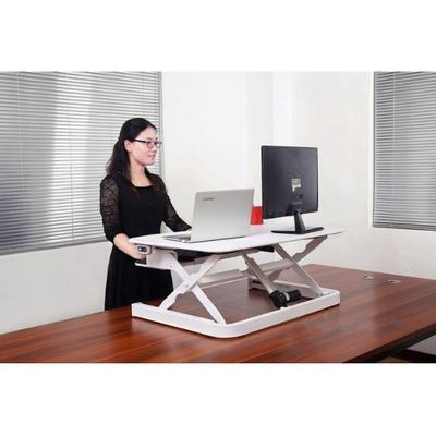 APEXDESK ZT ELECTRIC DESK RISER - Standing Desk Center