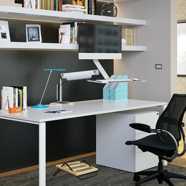 HUMANSCALE FM 100 FOOT REST - Standing Desk Center