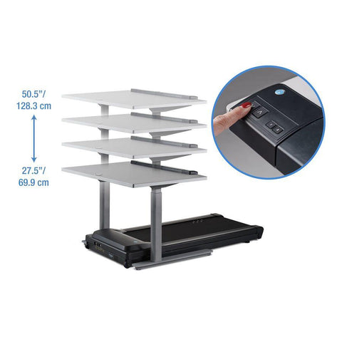 LIFESPAN TR1200 DT7 TREADMILL DESK - Standing Desk Center
