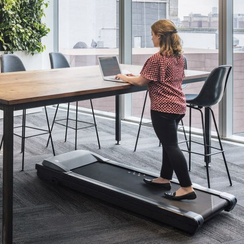 Lifespan Fitness Under Desk Treadmill TR5000-DT3 - Standing Desk Center