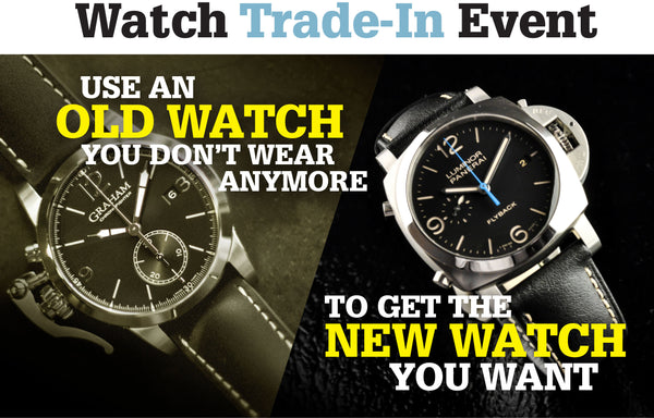 Watch Trade-In Event