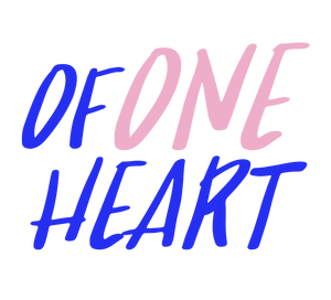 Of One Heart Mission Swag