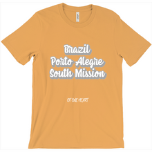 Load image into Gallery viewer, Brazil Porto Alegre South Mission T-Shirt