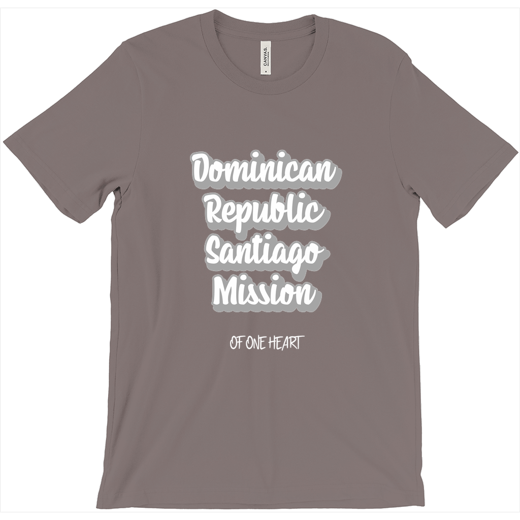 Dominican Republic Santiago Mission T-Shirt