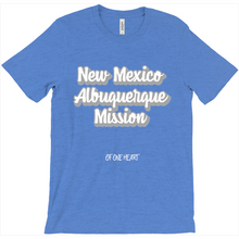 Load image into Gallery viewer, New Mexico Albuquerque Mission T-Shirt