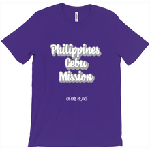 Load image into Gallery viewer, Philippines Cebu Mission T-Shirt