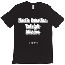 Load image into Gallery viewer, North Carolina Raleigh Mission T-Shirt