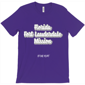 Florida Fort Lauderdale Mission T-Shirt