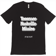 Load image into Gallery viewer, Tennessee Nashville Mission T-Shirt