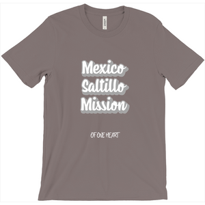 Mexico Saltillo Mission T-Shirt