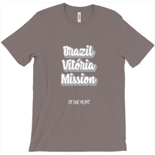 Load image into Gallery viewer, Brazil Vitória Mission T-Shirt