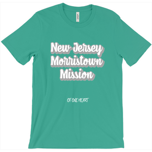 New Jersey Morristown Mission T-Shirt