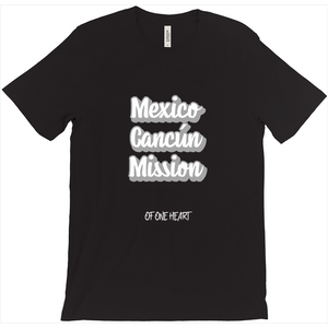 Mexico Cancún Mission T-Shirt